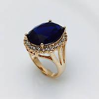 Перстень женский богатый, размер 16, 17, 18, 19