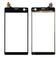 Сенсор (тачскрин) для Sony E5333 Xperia C4 Dual/E5343/E5363 черный