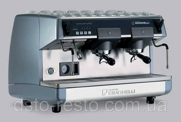 Кофеварка полуавтомат двухрожковая Nuova Simonelli Aurelia 2GR S, фото 2