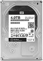 HDD 4TB 7200 SATA3 3.5 WD Black WD4004FZWX