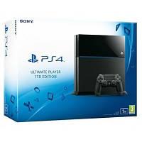 Стационарная игровая приставка Sony PlayStation 4 (PS4) 1TB