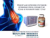 Набор Сиваш для лечения артроза,артрита.
