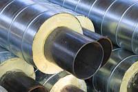 Труба стальная предварительно теплоизолированная 57/125 в ПЭ оболочке ДСТУ Б В 2,5-31.2007