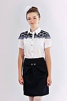 Красивая школьная юбка