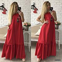 Платье в пол №956884 АД
