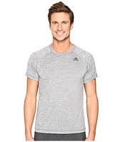Оригинальная футболка Adidas Designed-2-Move Heather Tee, серая