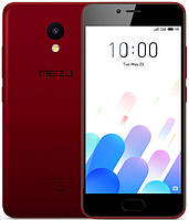 Meizu M5c | Красный | 2/16 ГБ | 4 ядерный