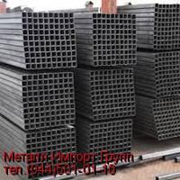 Труба прямоугольная 140х80х6 мм сталь 20