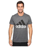 Оригинальная футболка Adidas Badge of Sport Classic Tee, серая