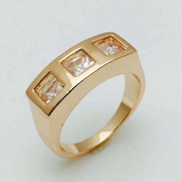 Женский перстень Кармэн, размер 16, 18