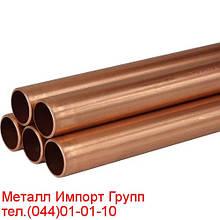 Труба медная марки М2размером 6.35х0.76х50000 мм