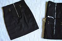 Шикарная школьная юбка - карандаш