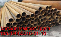 Б/у труба диаметром 219х4 мм(спиралешовная)