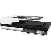 Планшетный сканер HP ScanJet Pro 4500 f1 Network (L2749A)
