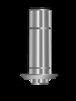 Титановое основание удлиненное 8мм без фиксации  4,5 мм
