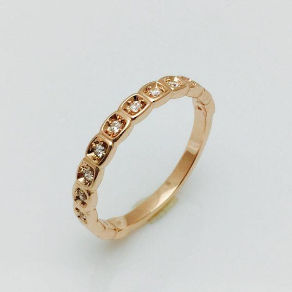 Женское кольцо Анжу, размер 18