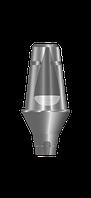 Абатмент титановый прямой с винтом 3,3