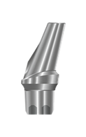 Абатмент угловой 15° с винтом 3,75/4,20 мм (1 мм)