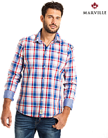 Рубашка Мужская  MARVILLE SUPERSTAR