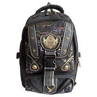 """Подростковый школьный рюкзак для мальчиков """"New Steel"""". Хорошее качество. Купить онлайн. Код: КДН2046"""