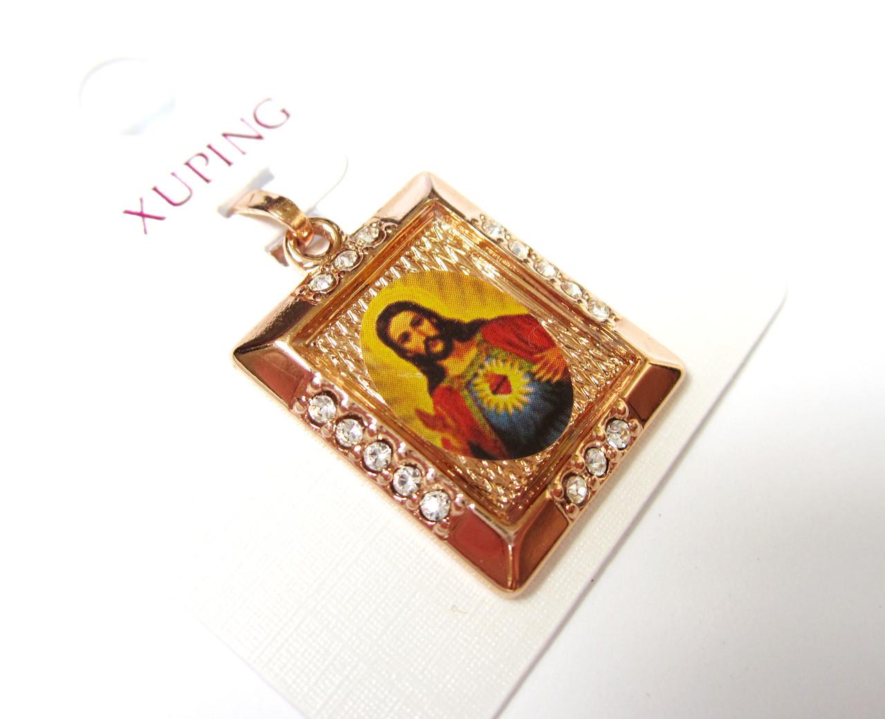 Ладанка Иисус эмаль