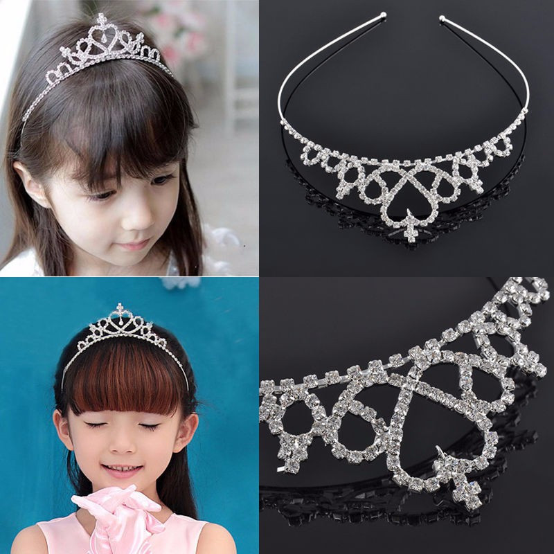 Диадема для девочки Принцесса