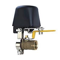 Электропривод шарового крана (сервомотор) G1/2 (DN15A)