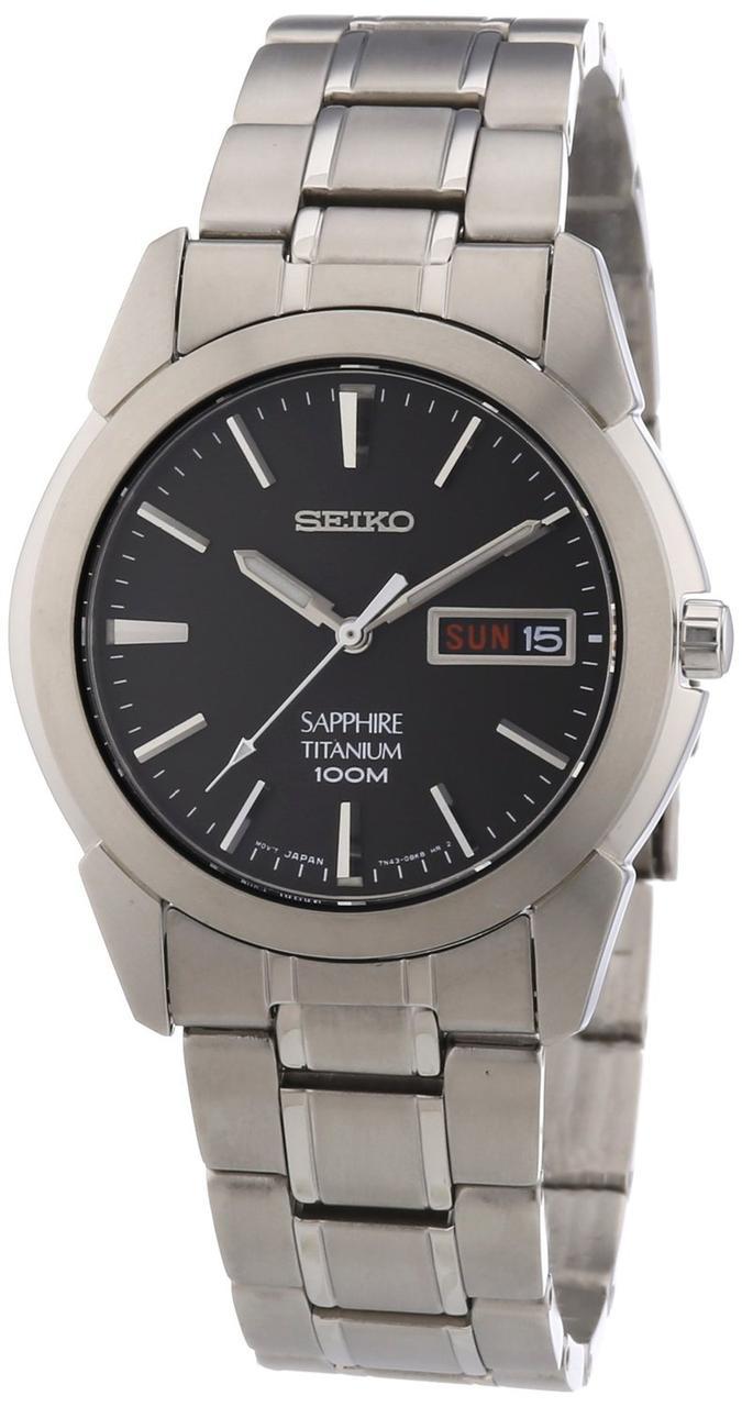 Часы Seiko SGG731P1 Sapphire Titanium 7N43