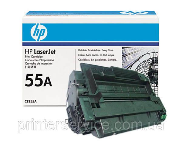 Картридж CE255A (55A) для принтеров HP LJ P3015d, LJ P3015dn, LJ P3015x