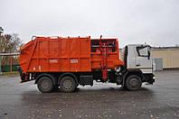 Мусоровоз РАРЗ МКМ-3453-10