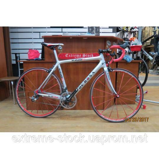 Шоссейный велосипед de rosa king 3