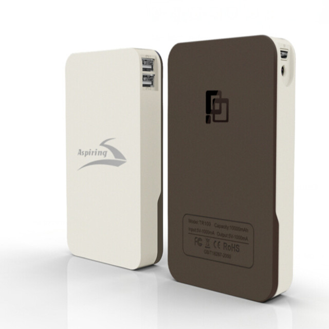 Новые модели внешних аккумуляторов Aspiring доступны к заказу