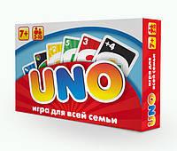 Игра UNO  люкс 2в1  в коробке  размер 26-25-5см VM