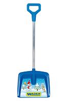 Лопата железная ручка для снега арт. 72250 VK