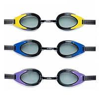 Очки для плавания 55685 (12шт) в слюде ZM