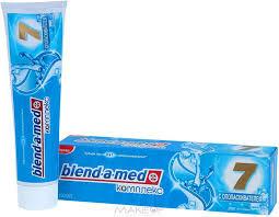 Зубная паста Blend a med 7 100 ml.