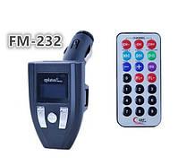FM трансмиттер FM-232 N00759 FX