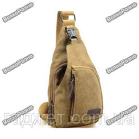 Мужская сумка рюкзак Flash на одно плечо