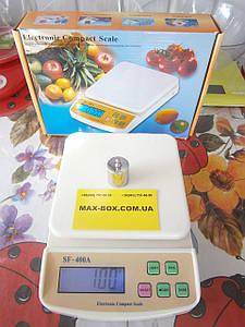 Кухонные весы sf 400 А до 5 кг