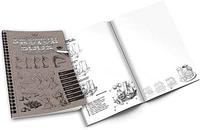 Набор  Книга - курс рисования Sketh book рус.  арт. SB-01-01 FFK