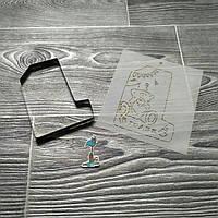 Вырубка для печенья и пряников с трафаретом 1 годик