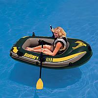 Надувная лодка Seahawk 1 Intex 68345