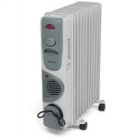 Масляный обогреватель 11 секций Luxel Oil-Filled Heater NSD-200 2000W NV