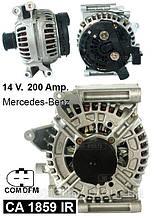 Генератор Bosch MERCEDES BENZ C200, CLC220, CLK220, E220, E280, E320