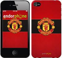 """Чехол на iPhone 4s Манчестер Юнайтед 3 """"997c-12-716"""""""