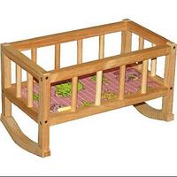 Кроватка деревянная  арт. VP 002 DN