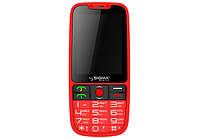Мобильный телефон Sigma Comfort 50 Elegance red, фото 1