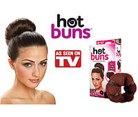 Заколки для волос  Hot Buns (2шт) ZX
