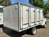Хлебный фургон на а/м ГАЗ-3302 металопласт