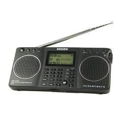 Радиоприемник Degen DE1128 (с MP3 плеером)